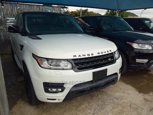 Land Rover Range Rover Sport 2014 White   Cars for sale in Abuja (FCT) State, Jahi