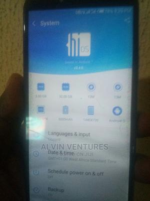 Tecno Pouvoir 2 Pro 16 GB Blue | Mobile Phones for sale in Ondo State, Akure