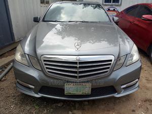 Mercedes-Benz E350 2012 Gray | Cars for sale in Abuja (FCT) State, Garki 2
