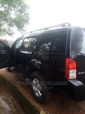 Nissan Pathfinder 2008 SE 4x4 Black | Cars for sale in Enugu State, Enugu