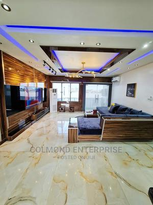 Furnished 3bdrm Apartment in Loccville Apartments, Banana Island | Houses & Apartments For Rent for sale in Ikoyi, Banana Island