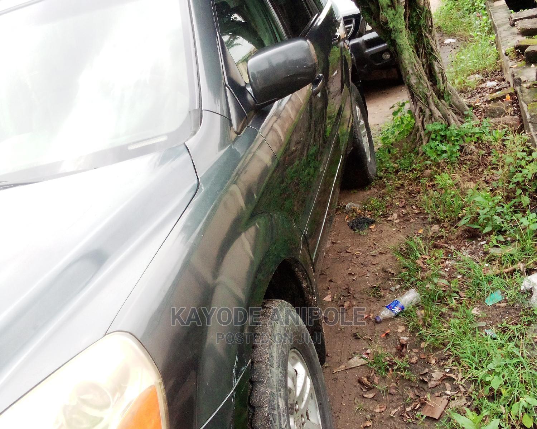 Honda Pilot 2004 LX 4x4 (3.5L 6cyl 5A) Blue | Cars for sale in Amuwo-Odofin, Lagos State, Nigeria