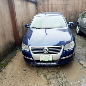 Volkswagen Passat 2006 2.0 Blue | Cars for sale in Rivers State, Port-Harcourt