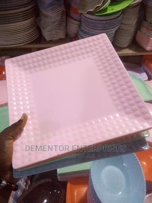 Quality 12pieces Unbreakable Plates | Kitchen & Dining for sale in Lagos State, Lagos Island (Eko)