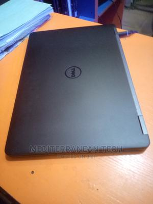 Laptop Dell Latitude E7470 8GB Intel Core I5 SSD 256GB   Laptops & Computers for sale in Lagos State, Ikeja