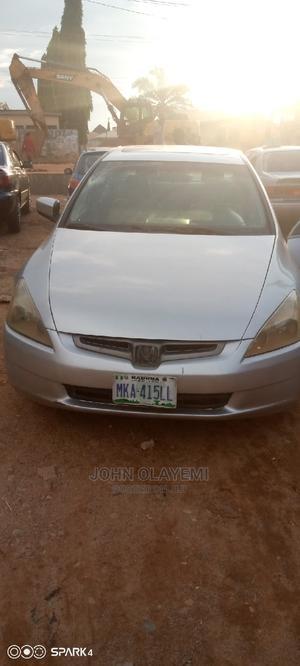 Honda Accord 2004 Silver   Cars for sale in Kaduna State, Kaduna / Kaduna State