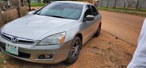 Honda Accord 2005 Sedan EX Automatic Silver | Cars for sale in Kaduna State, Kaduna / Kaduna State