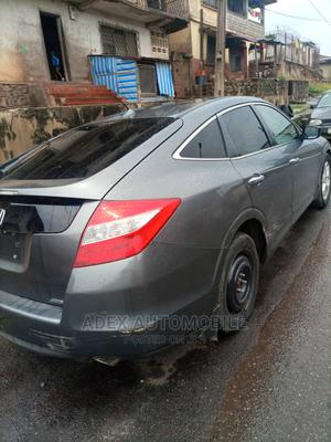 Honda Accord Crosstour 2011 EX-L AWD Gray   Cars for sale in Lagos State, Ikeja