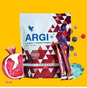 Argi+ For Brain, Stroke, Muscle Growth,Erectile Dysfunction   Vitamins & Supplements for sale in Lagos State, Ikeja
