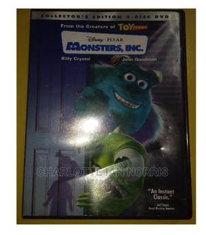 Monsters, Inc Collector'S Edition and Original DVD SET | CDs & DVDs for sale in Lagos State, Lekki