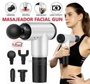 SHARE THIS PRODUCT Electric Vibrating Unisex Facial Gun Mu | Tools & Accessories for sale in Lagos State, Lagos Island (Eko)