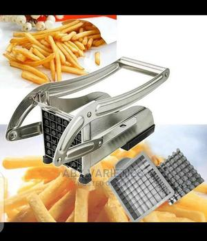 Stainless Potatoes Chipper | Kitchen & Dining for sale in Lagos State, Lagos Island (Eko)