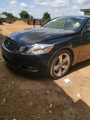 Lexus GS 2007 350 Black   Cars for sale in Kwara State, Ilorin South