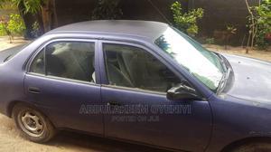 Toyota Corolla 1999 Sedan Blue | Cars for sale in Lagos State, Ibeju