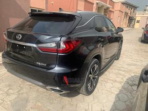 Lexus RX 2017 350 FWD Black | Cars for sale in Lagos State, Magodo