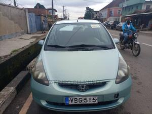 Honda Jazz 2003 Green | Cars for sale in Lagos State, Agege
