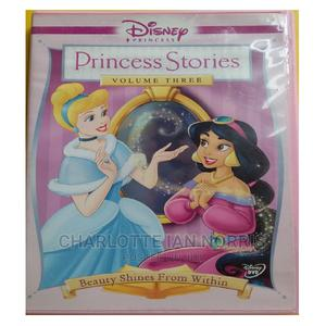 Disney Princess Stories Collector'S Edition Original DVD SET | CDs & DVDs for sale in Lagos State, Surulere