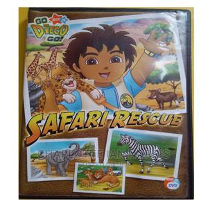 Go Diego Go! Safari Rescue Collector's Edition Original DVD | CDs & DVDs for sale in Lagos State, Surulere