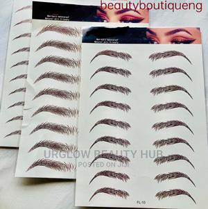 Tattoo Brow Sticker   Makeup for sale in Lagos State, Ajah