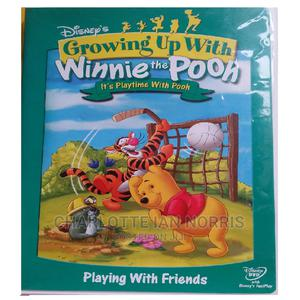 Growing Up With Winnie the Pooh COLLECTOR'S ORIGINAL DVD SET | CDs & DVDs for sale in Lagos State, Surulere