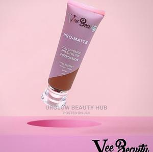 Vee Beauty PRO Matte and Total Coverage Foundations   Health & Beauty Services for sale in Lagos State, Ajah