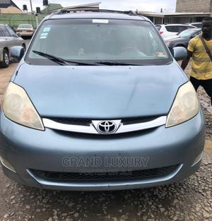 Toyota Sienna 2007 XLE Limited 4WD Blue | Cars for sale in Lagos State, Agege
