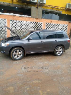 Toyota Highlander 2010 Limited Gray   Cars for sale in Ogun State, Obafemi-Owode