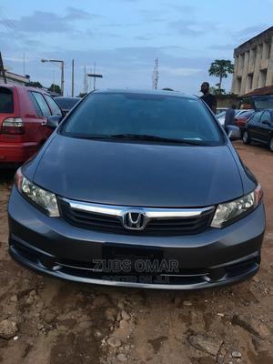 Honda Civic 2012 Gray   Cars for sale in Jigawa State, Garki