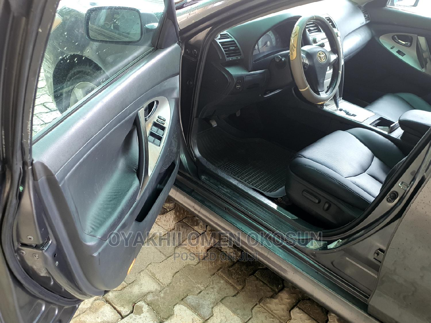Archive: Toyota Camry 2006 Gray