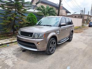 Land Rover Range Rover Sport 2008 4.2 V8 SC Brown | Cars for sale in Lagos State, Ikeja
