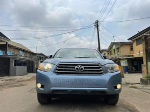 Toyota Highlander 2010 Limited Blue | Cars for sale in Lagos State, Amuwo-Odofin