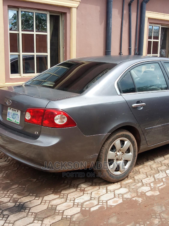 Kia Optima 2008 Gray | Cars for sale in Alimosho, Lagos State, Nigeria