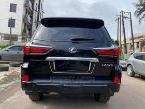 Lexus LX 2018 Black | Cars for sale in Lagos State, Ikeja