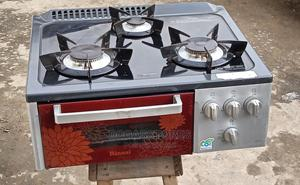 Gas Cooker -3 Burner With Oven(Rinnia)   Kitchen Appliances for sale in Lagos State, Ojo