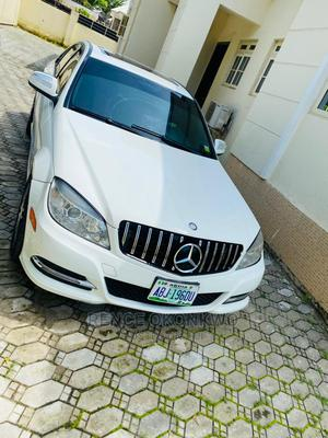 Mercedes-Benz C300 2008 White | Cars for sale in Abuja (FCT) State, Karu