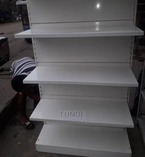 Quality Steel Supermarket Shelve   Store Equipment for sale in Lagos State, Surulere