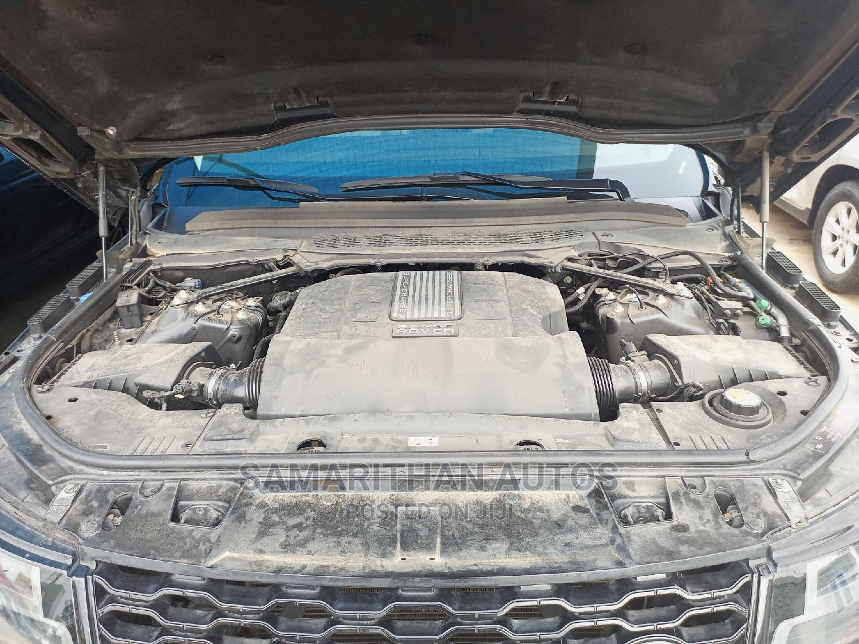 Land Rover Range Rover Sport 2015 Black   Cars for sale in Jahi, Abuja (FCT) State, Nigeria