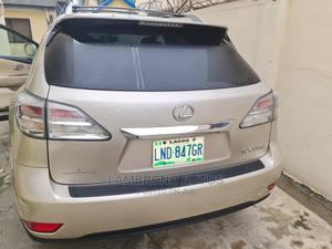 Lexus RX 2012 Gold | Cars for sale in Lagos State, Ogba
