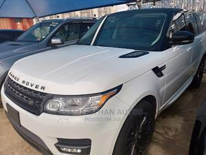 Land Rover Range Rover Sport 2015 White | Cars for sale in Abuja (FCT) State, Jahi
