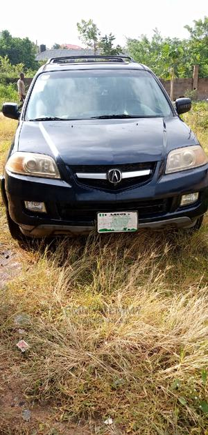 Acura MDX 2006 Blue   Cars for sale in Lagos State, Ikeja
