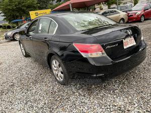 Honda Accord 2009 2.4 EX-L Black | Cars for sale in Abuja (FCT) State, Gwarinpa