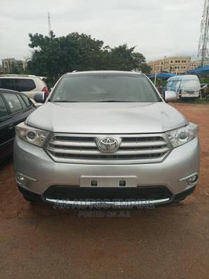 Toyota Highlander 2011 Limited Silver | Cars for sale in Abuja (FCT) State, Jabi
