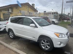 Toyota RAV4 2010 3.5 Limited 4x4 White | Cars for sale in Lagos State, Surulere