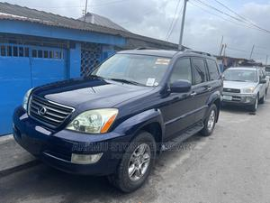 Lexus GX 2008 470 Blue | Cars for sale in Lagos State, Surulere