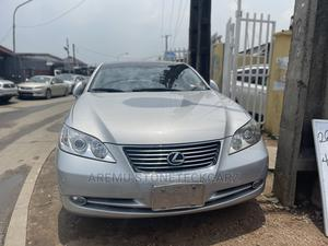 Lexus ES 2008 350 Silver | Cars for sale in Lagos State, Surulere