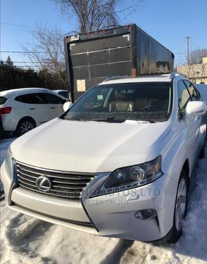 Lexus RX 2013 350 AWD White | Cars for sale in Lagos State, Abule Egba