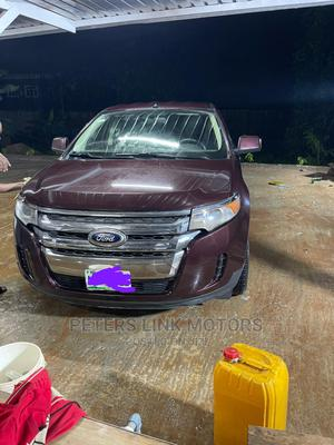 Ford Edge 2014 Brown   Cars for sale in Delta State, Oshimili South