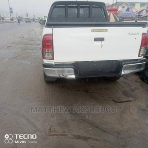 Toyota Hilux 2010 White | Cars for sale in Lagos State, Ajah