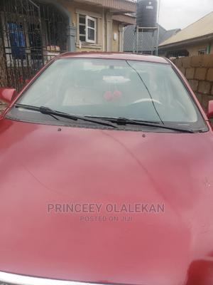 Toyota Corolla 2004 Sedan Automatic Red | Cars for sale in Ogun State, Abeokuta South