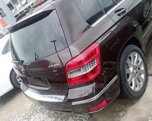 Mercedes-Benz GLK-Class 2012 Brown   Cars for sale in Lagos State, Ajah